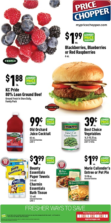 Dgs Foods Home To Your Iowa Price Chopper Cash Saver Stores